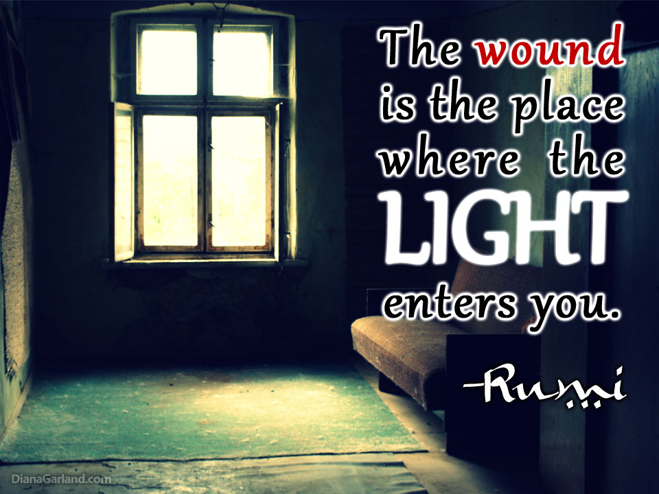 Rumi---The-wound-is-the-place