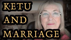 ketu marriage divorce